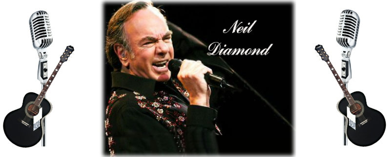 NEIL DIAMOND CERAMIC MUG