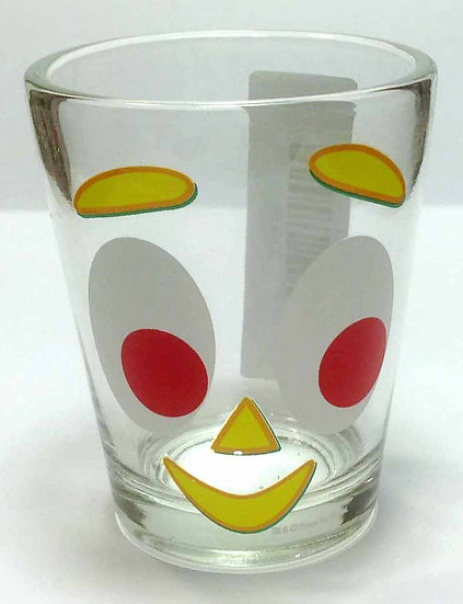 GUMBY (FACE) - SHOT GLASS