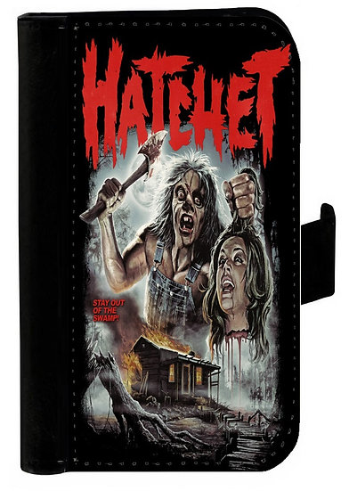 HATCHET - LEATHER WALLET
