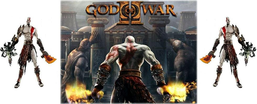 GOD OF WAR CERAMIC MUG