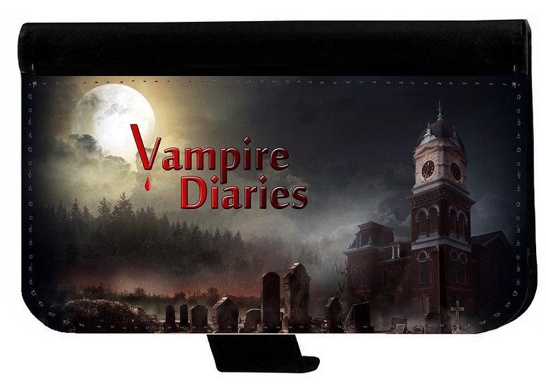 VAMPIRE DIARIES (03) - LEATHER WALLET