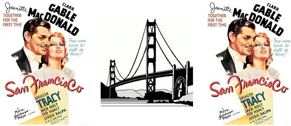 SAN FRANCISCO CERAMIC MUG