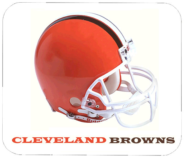 CLEVELAND BROWNS MOUSE PAD