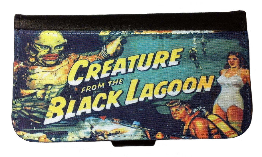 CREATURE FROM THE BLACK LAGOON (col) - WALLET