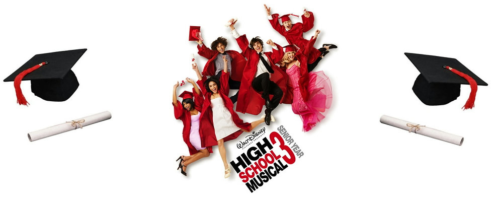HIGH SCHOOL MUSICAL 2 CERAMIC MUG