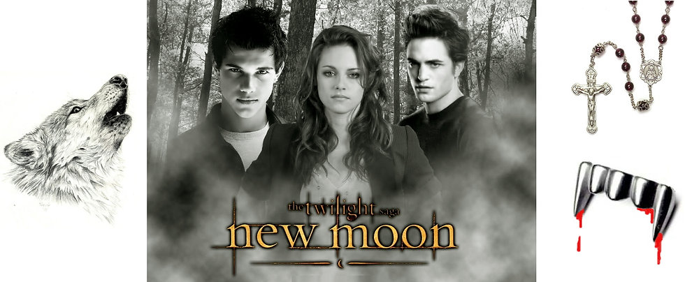 TWILIGHT NEW MOON CERAMIC MUG