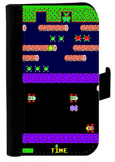 FROGGER - LEATHER WALLET
