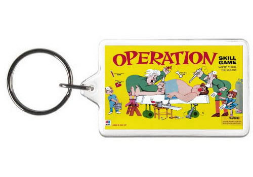 OPERATION KEY CHAIN