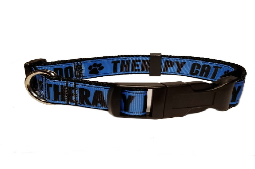 THERAPY CAT COLLAR