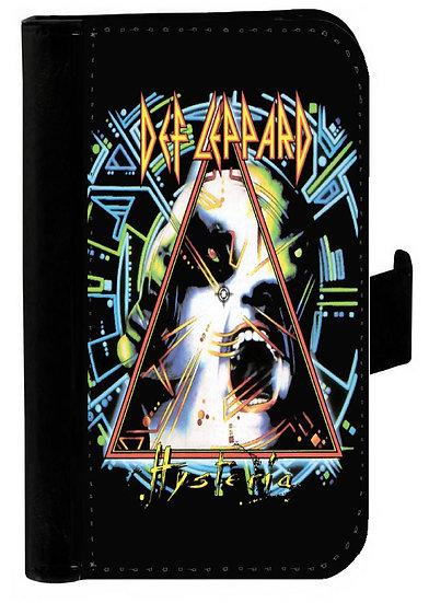 DEF LEPPARD - LEATHER WALLET