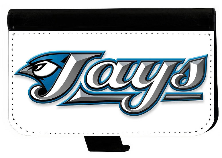 TORONTO BLUE JAYS IPHONE OR GALAXY CELL PHONE WALLET
