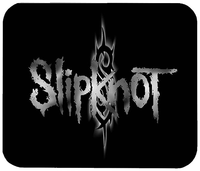 SLIKNOT MOUSE PAD - (BLK)
