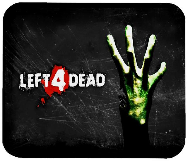 LEFT 4 DEAD MOUSE PAD - (ORIG)