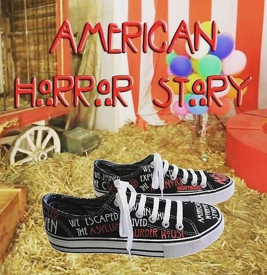 AMERICAN HORROR STORY SNEAKERS