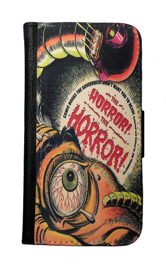 THE HORROR - LEATHER WALLET