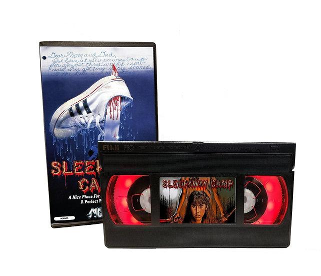 SLEEPAWAY CAMP VHS MOVIE NIGHT LIGHT