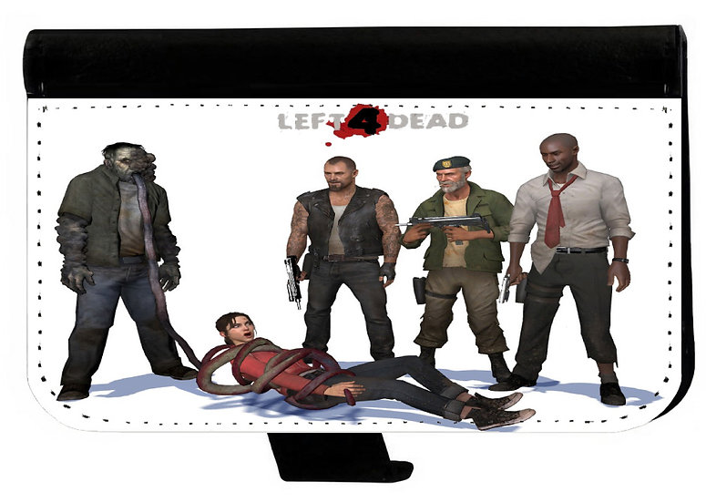 LEFT 4 DEAD  IPHONE OR GALAXY  WALLET