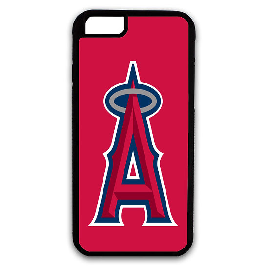ANAHEIM ANGELS (rd) - RUBBER GRIP
