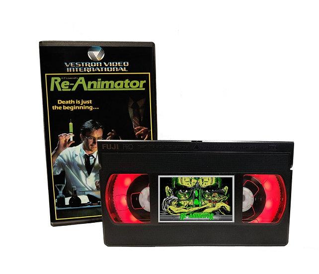 RE-ANIMATOR VHS MOVIE NIGHT LIGHT