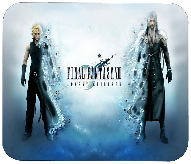FINAL FANTASY (ADVENT CHILDREN) MOUSE PAD