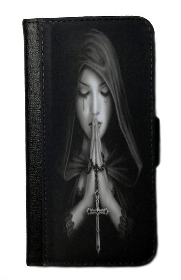 PRAYER RELIGION IPHONE OR CELL PHONE CELL PHONE CASE WALLET