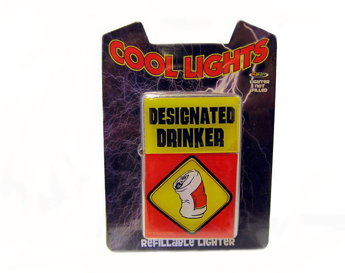 COOL LIGHTS (DESIGNATED DRINKER) LIGHTER