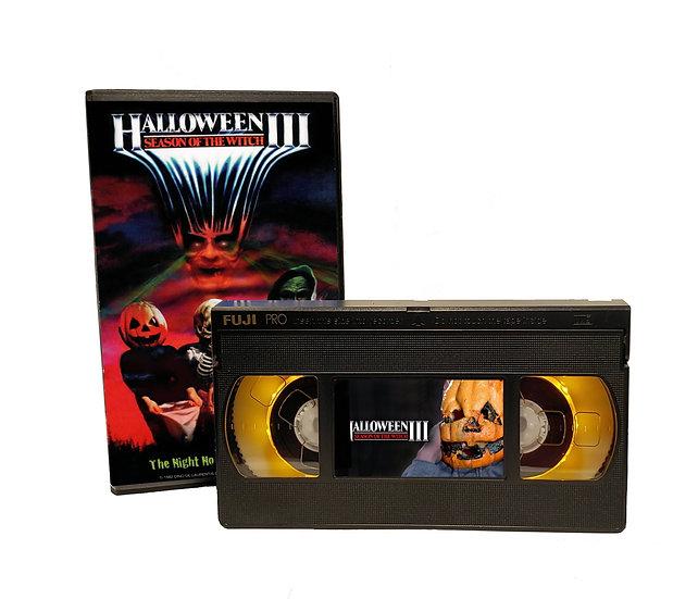 HALLOWEEN 3 VHS MOVIE NIGHT LIGHT