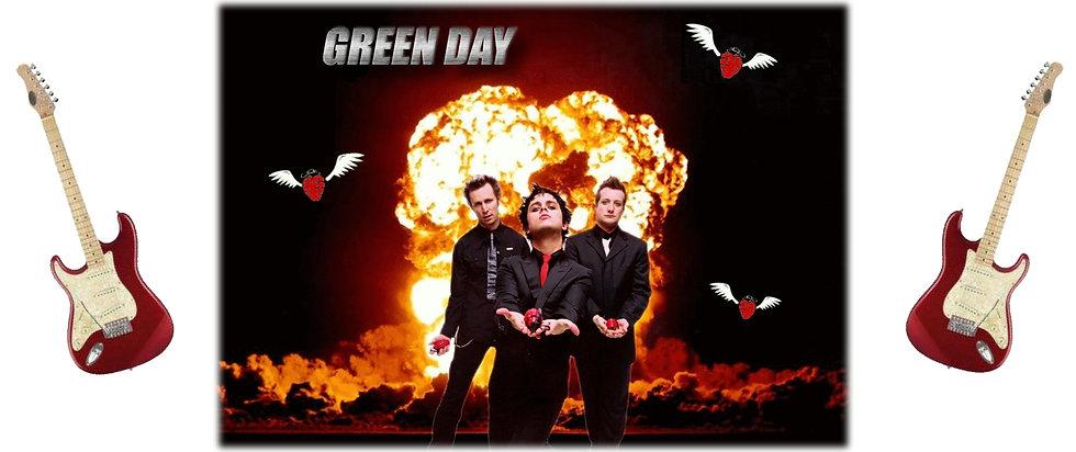GREEN DAY CERAMIC MUG