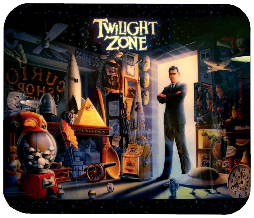 THE TWILIGHT ZONE (SHOP)