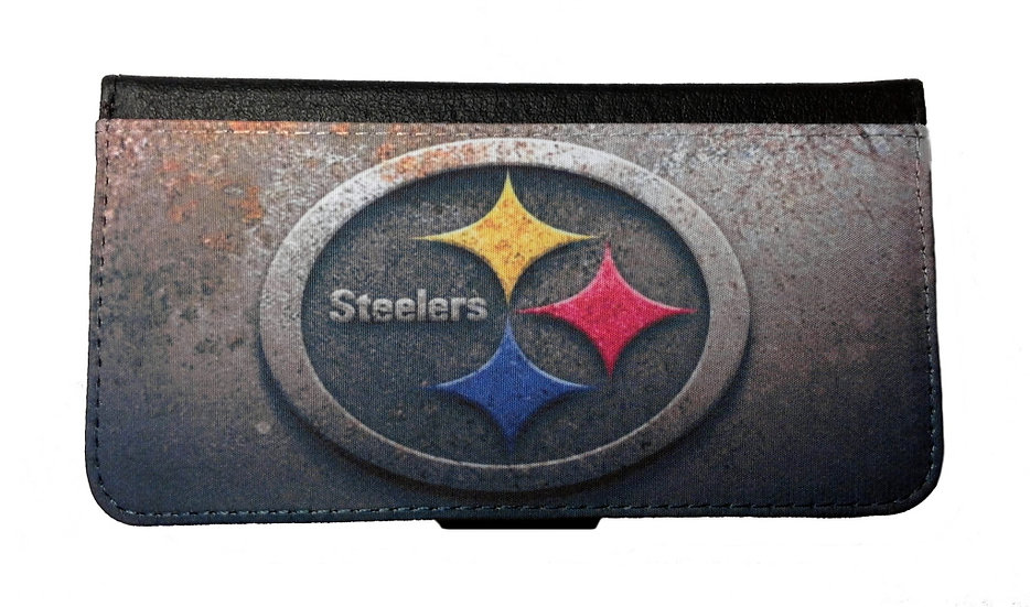 PITTSBURGH STEELERS (rus) - LEATHER WALLET