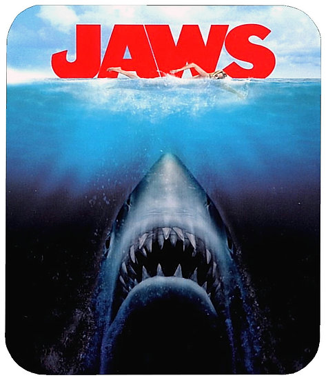 JAWS MOUSE PAD - (POS)