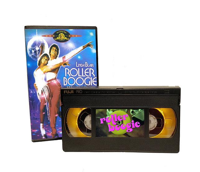 ROLLER BOOGIE VHS MOVIE NIGHT LIGHT