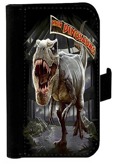 JURRASIC WORLD (when dinosaurs roamed) - WALLET