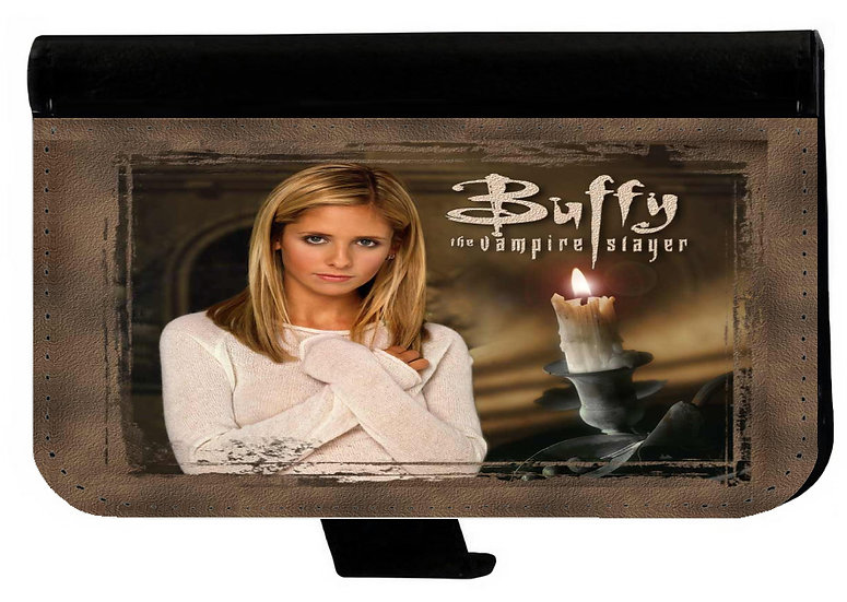 BUFFY - LEATHER WALLET