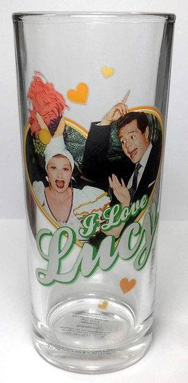 I LOVE LUCY (CARMEN MIRANDA) - DRINKING GLASS