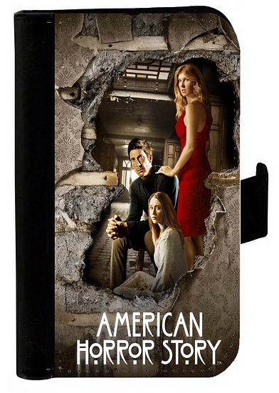 AMERICAN HORROR STORY - LEATHER WALLET