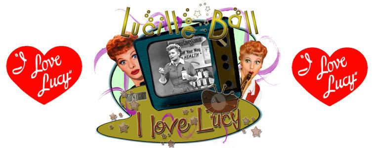 I LOVE LUCY CERAMIC MUG