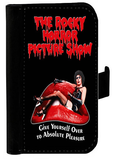 ROCKY HORROR PICTURE SHOW (nw) - LEATHER WALLET