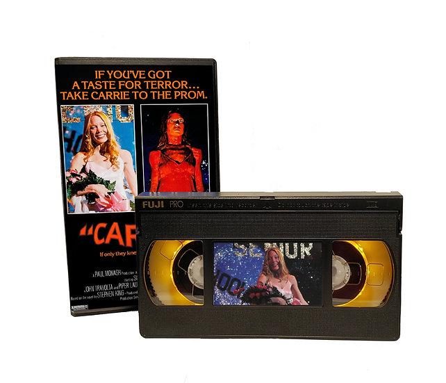 CARRIE VHS MOVIE NIGHT LIGHT