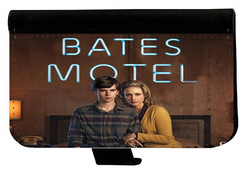 BATES MOTEL (01) - LEATHER WALLET