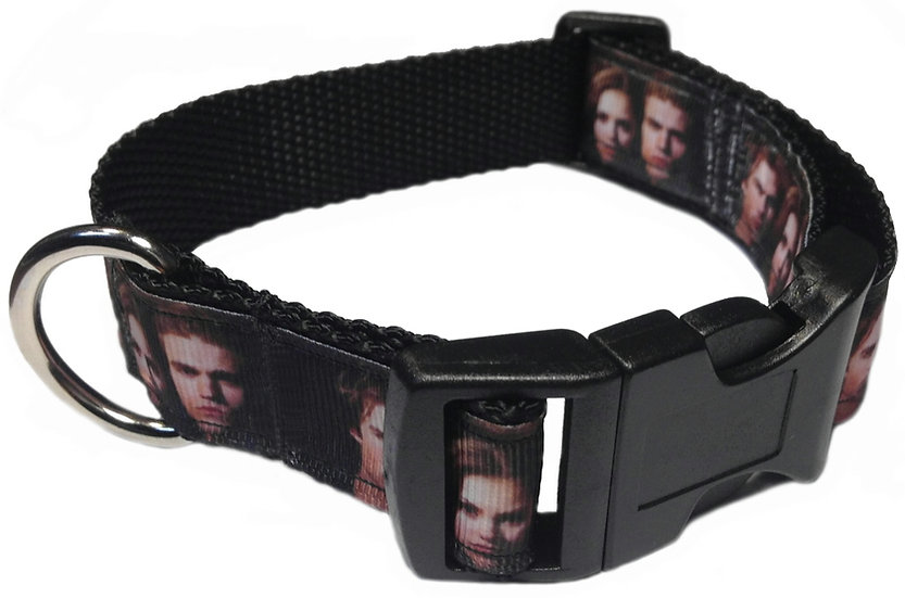 VAMPIRE DIARIES DOG COLLAR