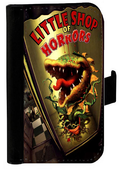 LITTLE SHOP OF HORRORS - LEATHER WALLET