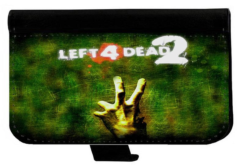 LEFT 4 DEAD 2 - LEATHER WALLET