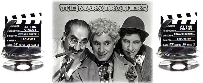 MARX BROTHERS CERAMIC MUG