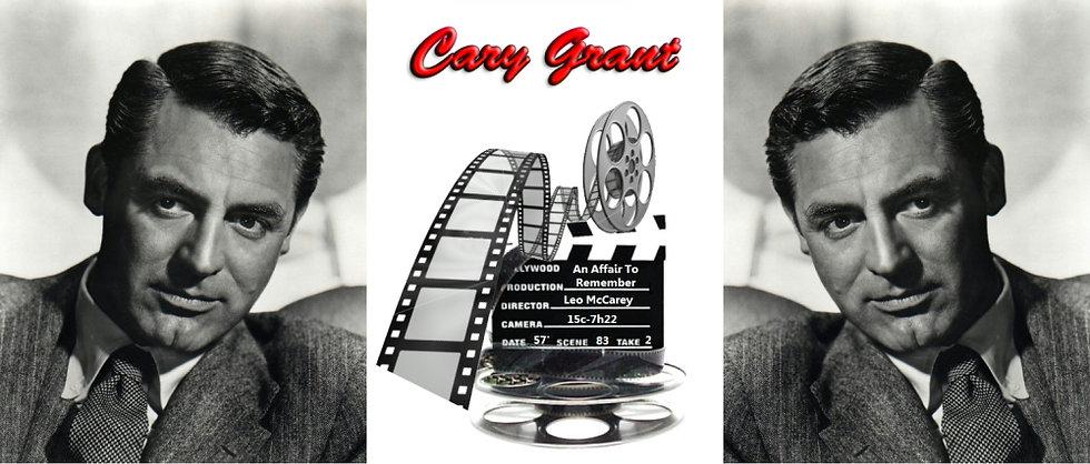 CARY GRANT CERAMIC MUG