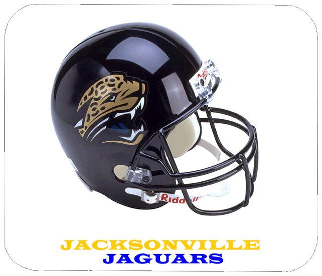 JACKSONVILLE JAGUARS MOUSE PAD - (HEL)