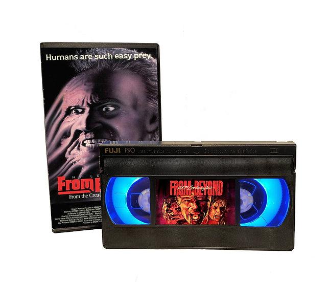 FROM BEYOND VHS MOVIE NIGHT LIGHT
