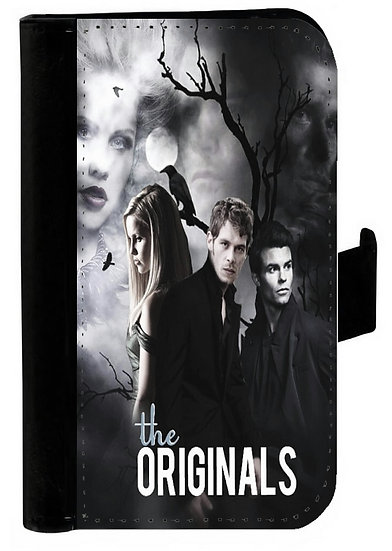 THE ORIGINALS - 2 - LEATHER WALLET