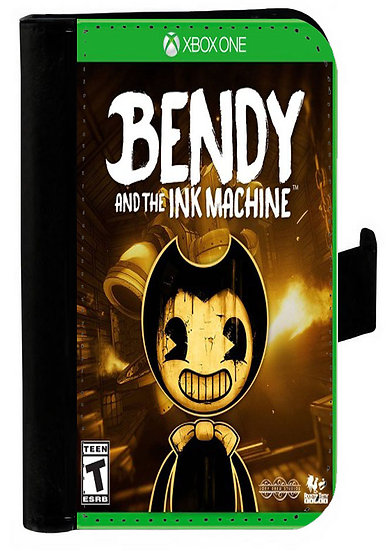 BENDY AND THE INK MACHINE PHONE CASE