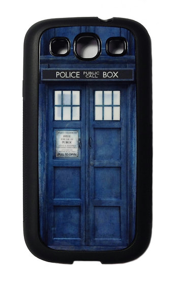 DOCTOR WHO (tardis) - RUBBER GRIP